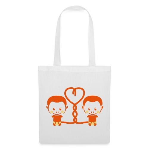Monkey Love  - Tote Bag