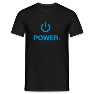 Power - Men's T-Shirt