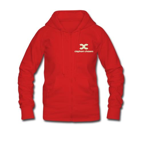Ladies Hoody / Jacket (Full Zip)  (you can change colour) - Women's Premium Hooded Jacket