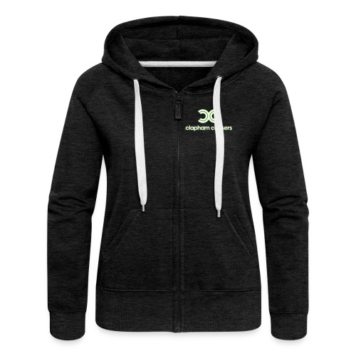 Ladies Hoody / Jacket (Full Zip)  (you can change colour) - Women's Premium Hooded Jacket
