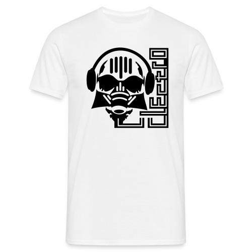 Skull Electro - Männer T-Shirt