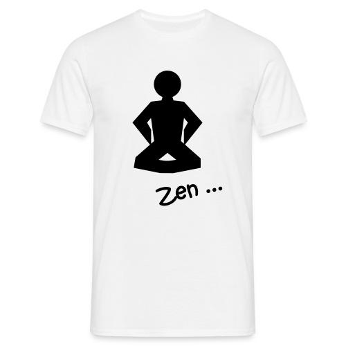 Zen-paita - Miesten t-paita