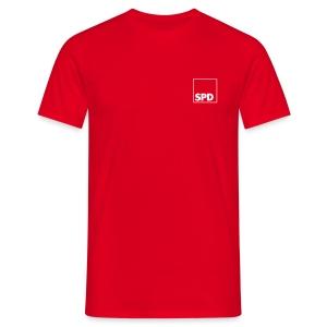 SPD T-Shirt - Männer T-Shirt