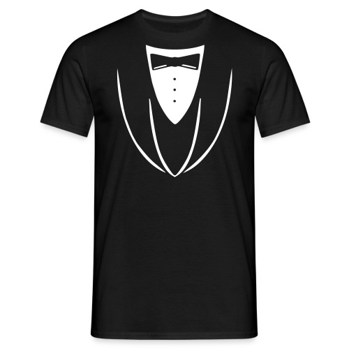 Tuxedo Tee - Men's T-Shirt