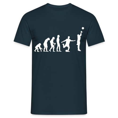 bball evolution - Männer T-Shirt