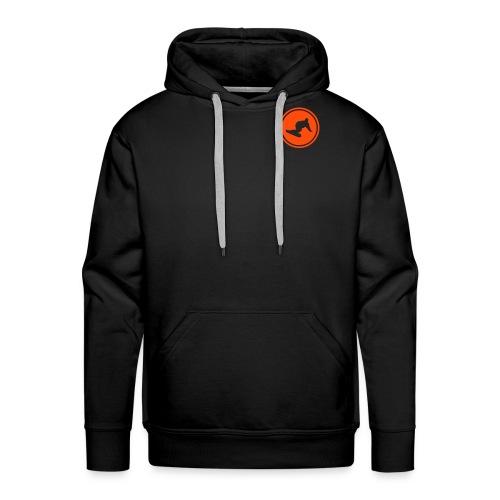 45° Snowboardsweater - Mannen Premium hoodie