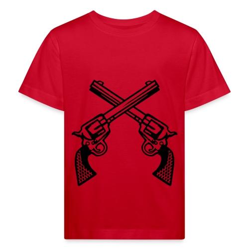 Guns! - Organic børne shirt