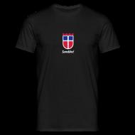 T-Shirts ~ Männer T-Shirt ~ Saarland, Sarrelibre! Farbe wählbar!