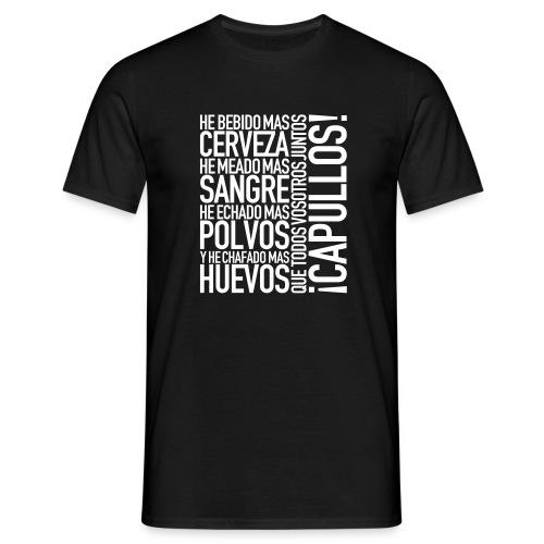 El Sargento de Hierro - Camiseta hombre