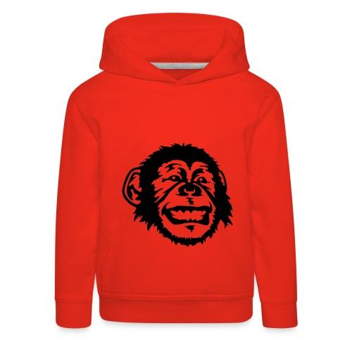 Apeface - Premium hættetrøje til børn