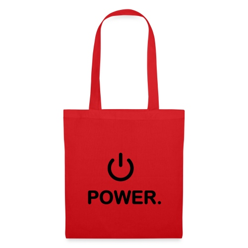 Power up! Bag - Tote Bag