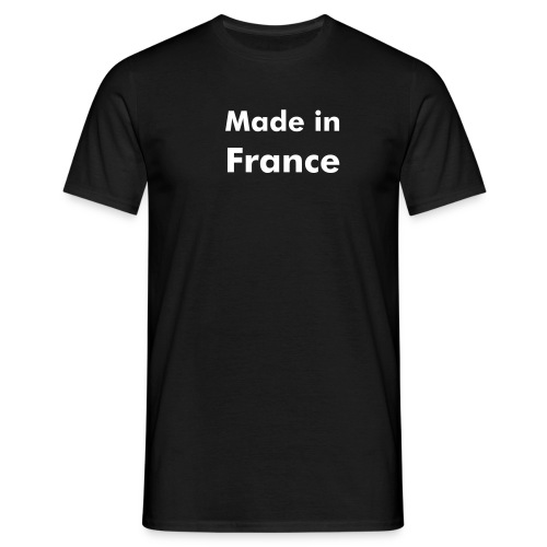 MadeinFrance - T-shirt Homme