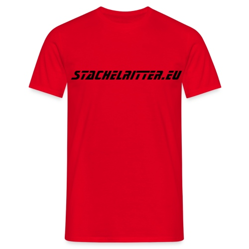 Stachelritter Men - Männer T-Shirt