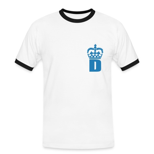 D-King two tone limited edition - Men's Ringer Shirt