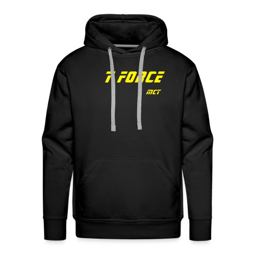 click on the photo to see the other sides - Mannen Premium hoodie