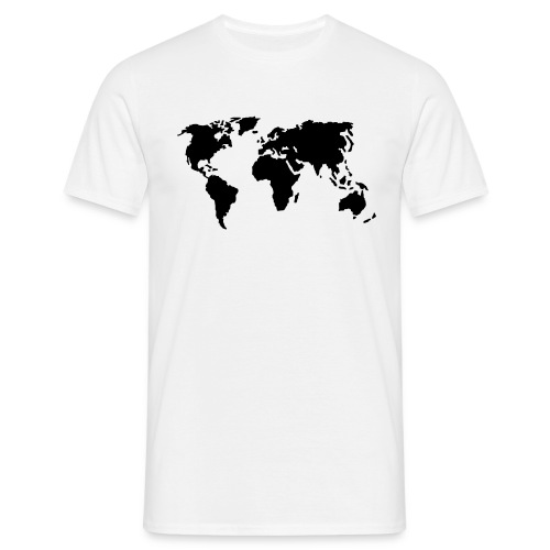 world order - Mannen T-shirt