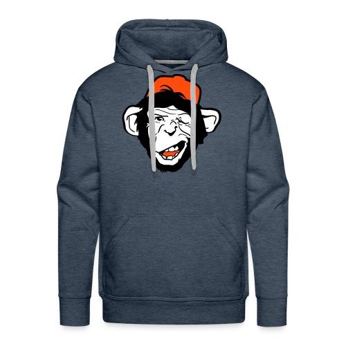 Monkey - Männer Premium Hoodie