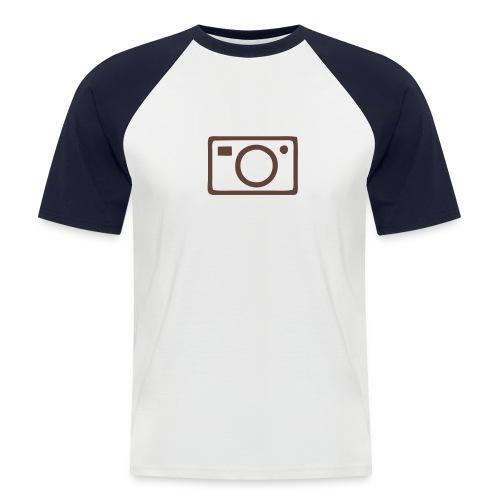 Koszulka khaki foto 07 - Koszulka bejsbolowa męska