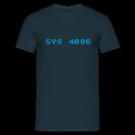T-Shirts ~ Men's T-Shirt ~ SYS 4096