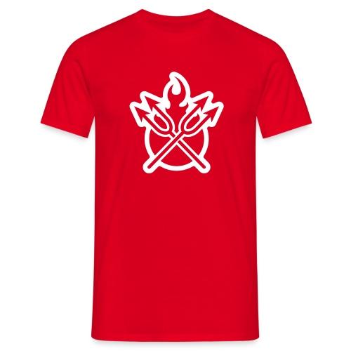 Pitchfork - T-shirt herr