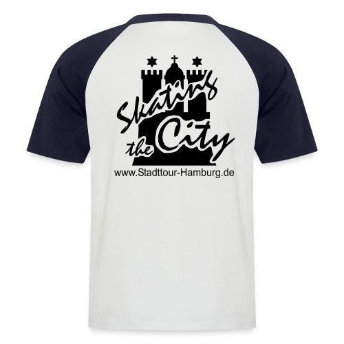 Baseball-Shirt, Logo hinten - Männer Baseball-T-Shirt