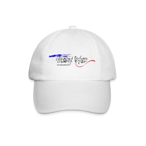 Cap weiss - Baseballkappe