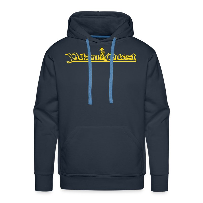 Yukon Quest OS Hooded Sweat (v+h) - Männer Premium Hoodie