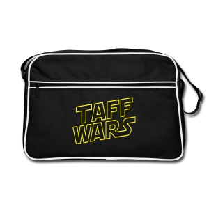 Taff Wars Retro Bag - Retro Bag