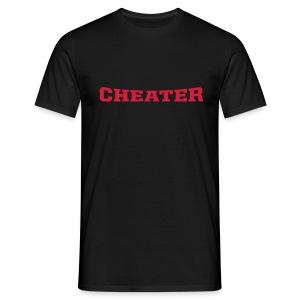 Cheater - Men's T-Shirt