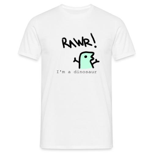 RAWR!!! - Miesten t-paita