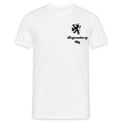 T-shirt homme Legendary By - T-shirt Homme