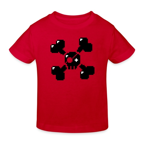 Pirate - Kinderen Bio-T-shirt