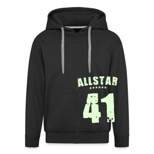 allstar top - Men's Premium Hooded Jacket