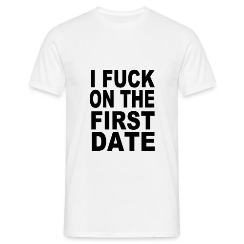 funnyshirt - T-skjorte for menn