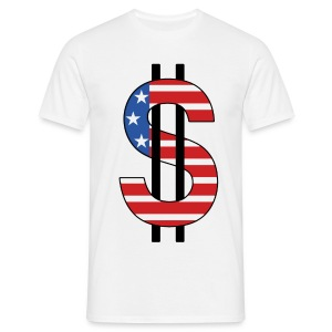 Dollar USA - T-shirt Homme