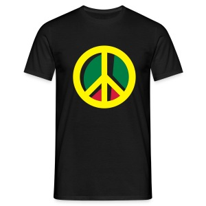 Peace - T-shirt Homme