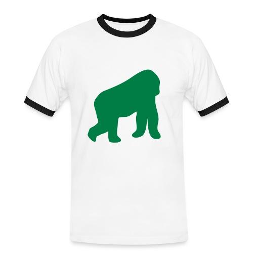 GORILLA brazil - Maglietta Contrast da uomo
