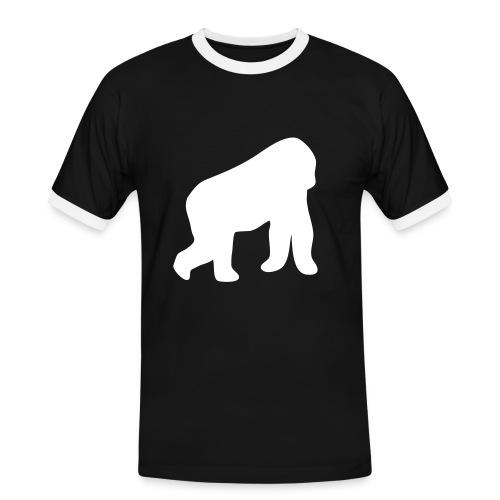 GORILLA 1 - Maglietta Contrast da uomo