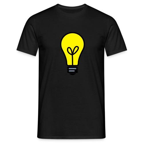 Light On - T-shirt Homme