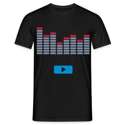 ElectroDance - T-shirt Homme