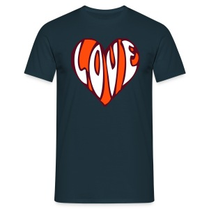 EN-Love - Men's T-Shirt