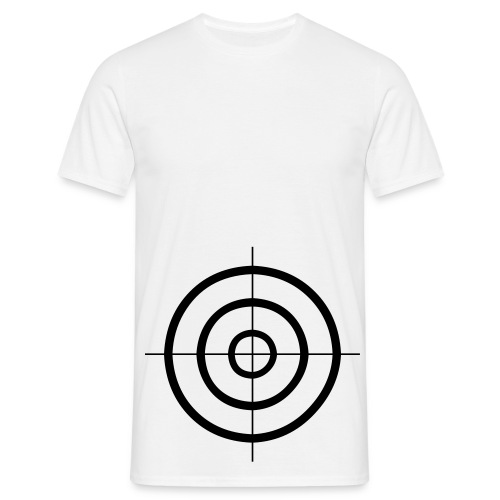 Kick me - T-shirt Homme