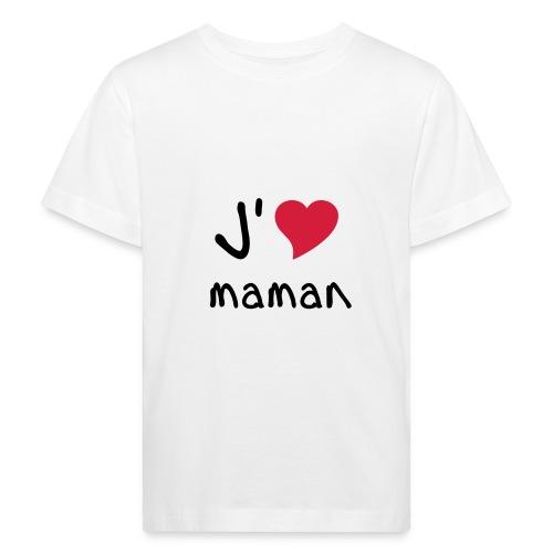 t shirt enfant 1 - T-shirt bio Enfant