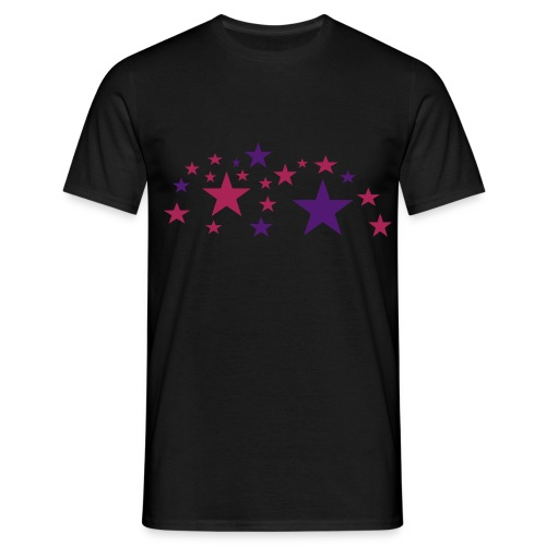 Fireworks'in'show - Herre-T-shirt