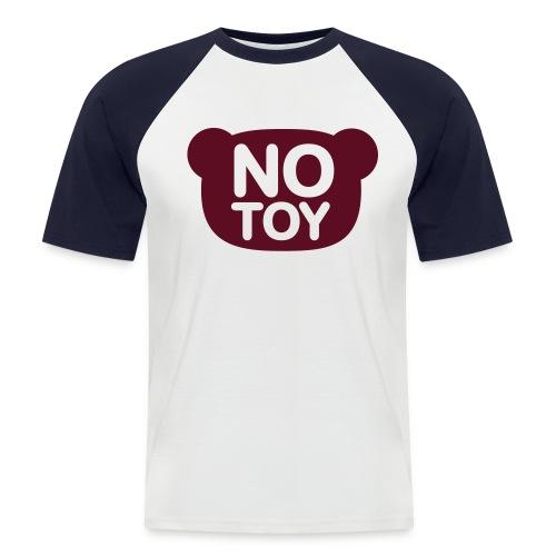 glauben oder nicht glauben - Männer Baseball-T-Shirt