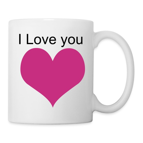 Love Becher - Tasse