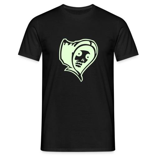 Grim Reaper (glow in the dark) - Men's T-Shirt