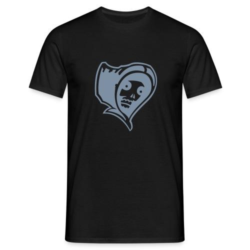 Grim Reaper (silver) - Men's T-Shirt
