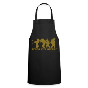 Bring the noise - Gold print - Cooking Apron