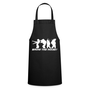 Bring the noise - White print - Cooking Apron
